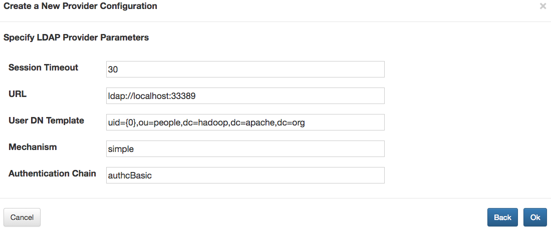 Apache Knox Gateway 1 1 x User's Guide